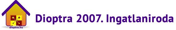 Dioptra 2007. Ingatlanközvetítő és Társasházkezelő Iroda