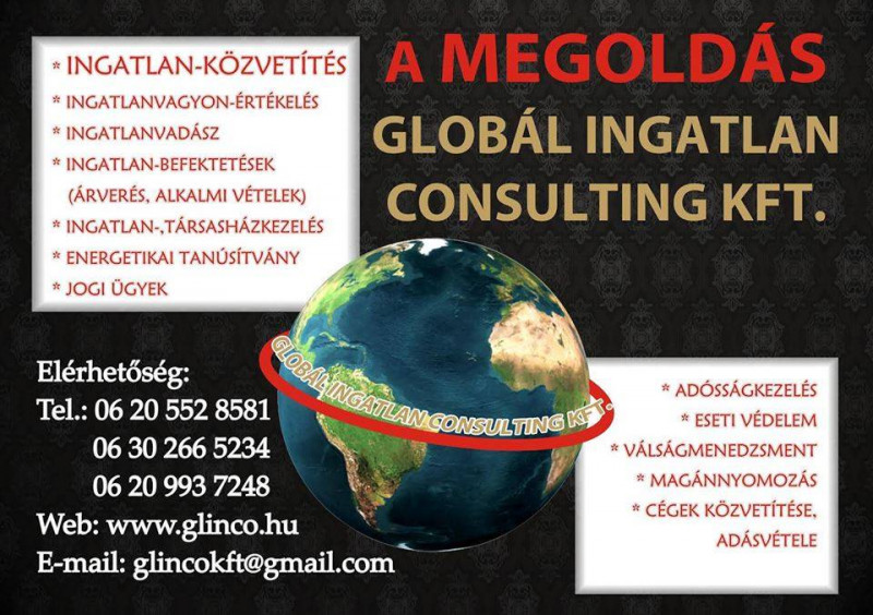Globál Ingatlan Consulting Kft.