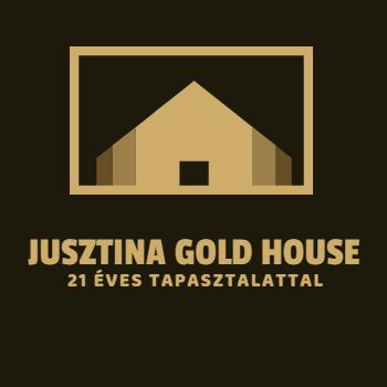 Jusztina Gold House